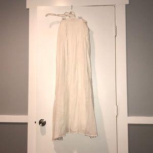 White Maxi Skirt - Size 4